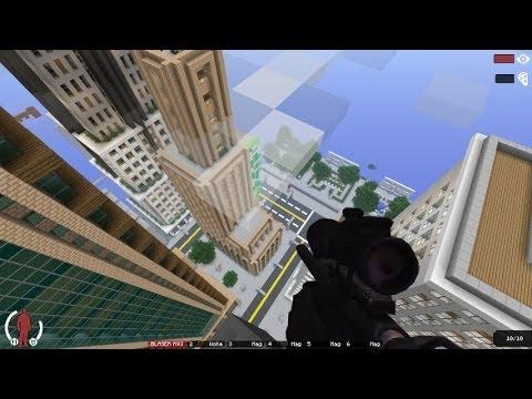 Minecraft เซิฟ WarZ 1.7.2 : LootZ
