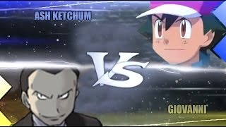 Pokemon Omega Ruby & Alpha Sapphire [ORAS]: Ash Vs Giovanni