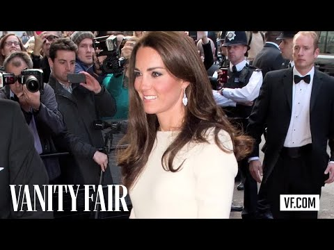 Why Kate Middleton Is Best-Dressed - Vanity Fair's International Best-Dressed List 2012