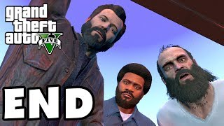 Grand Theft Auto 5 - Gameplay Walkthrough Part 54 - Ending, Credits, Review! (GTA 5, XBox 360, PS3)