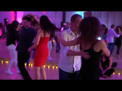 MAH01992 Social Dances with Several TBT @ ZofT UKDC OCT 2017 ~ video by Zouk Soul