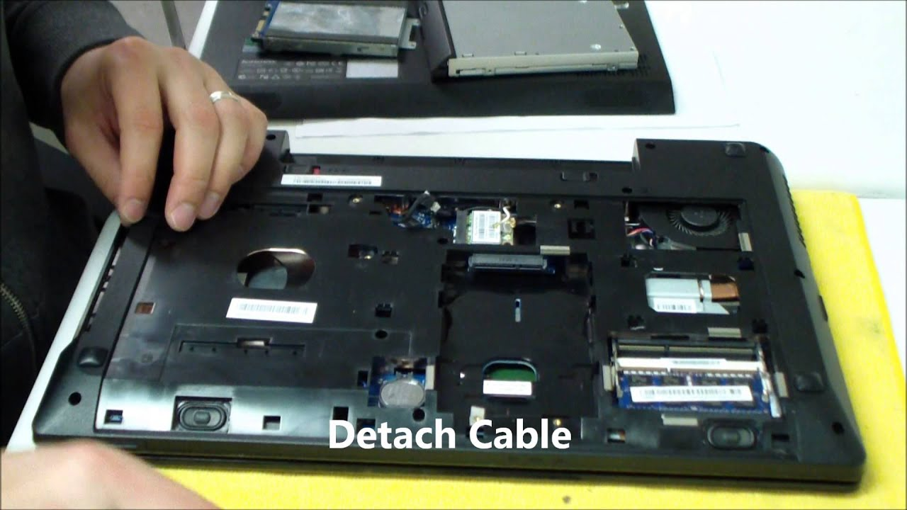 how to connect lenovo laptop 4530s to samsung tv