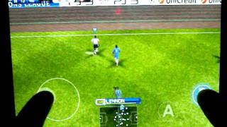 Android PES 2011 app review