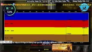 AoE 22 3 Thể Loại Sơ Luyến, Nhãn Tử vs Tý, Tiểu Màn Thầu Ngày 15-09-2017