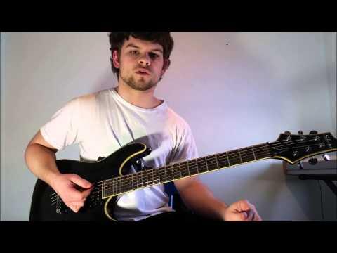 Red Guitar - Darkest Part