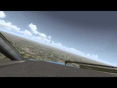 FSX - Sandy Bridge 737 Slight Crosswind