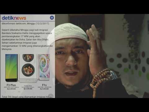 Video haji plus pakai visa ziarah