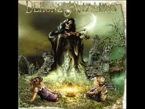 Demons And Wizards - Blood On My Hands