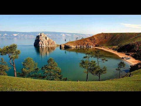 Baikal. Siberia. Russia. Байкал - самое глубокое озеро в мире. Сибирь. Россия - самые красивые места