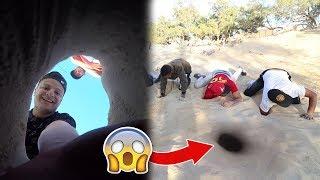 مين يحفر أعماق حفرة | تحدي الــ20,000 ريال | الحلقة 3