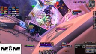 Supreme Legion vs Spellblade Aluriel mythic - Shadow Priest PoV