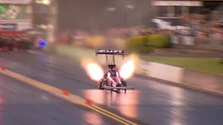 #ThrowbackThursday - Larry Dixon sets new Australian Top Fuel record