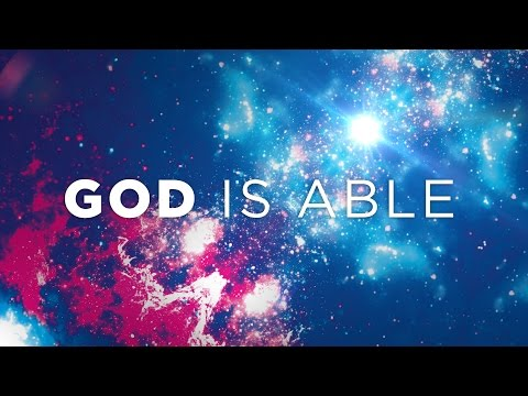 God is Able [ Official Lyric Video ] - Equip Church International