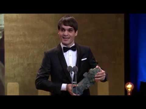 Eneko Sagardoy, Goya 2018 a Mejor Actor Revelación por Handia
