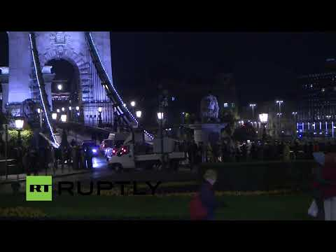 Thousands of Hungarians revolt against Internet traffic tax (LIVE)