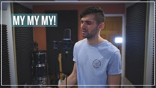 Download Lagu Troye Sivan - My My My! (Cover By Ben Woodward) Gratis STAFABAND