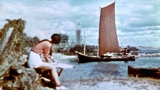 East Prussian Colour Film from 40's & Authentic Folk Song - Rėzos dainos VISI