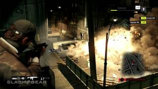 Watch Dogs Weapons Assault gameplay