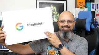 Google Chromebook PixelBook Laptop/Tablet & Pen Unboxing & Impressions (Chrome OS & Android Apps)