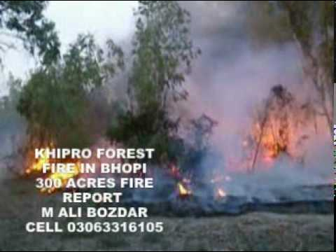Khipro Fire.mpg video