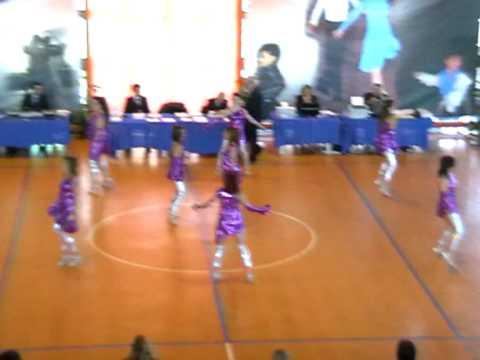 Coppa Lazio 2010 Korejadanza Maestra di Ballo Eleonora