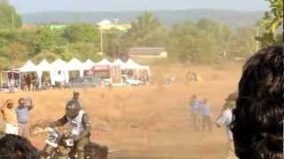 Royal Enfiled Rider Mania 2012 - Goa