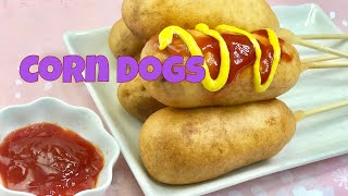 Corn Dogs / Corn Dogs without cornmeal