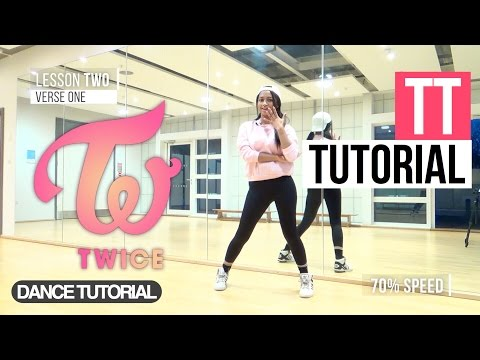 download lagu Mirrored TWICE 트와이스 - TT 티티  FULL Dance Tutorial gratis