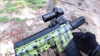 magfed paintball first video