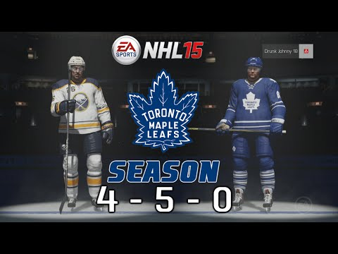 NHL 15: Toronto Maple Leafs Season ep. 10
