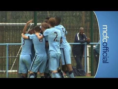 GARCIA GOLAZO | City U18 1-0 Manchester United U18