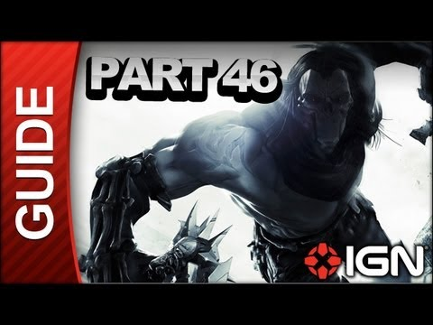 Darksiders II Walkthrough - The Ivory Citadel (3 of 5) - Part 46