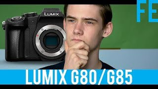 Why I bought the Lumix G80  2 Year Channel Anniver