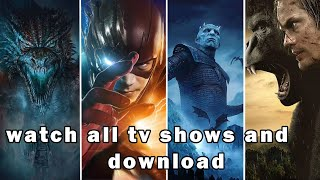 Watch TV series online for free | Best series to watch for free