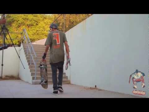 14 stair handrail tricks - Rudy Garcia