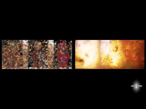 Lego Iron Man 3 Trailer Comparison [ซับไทย]
