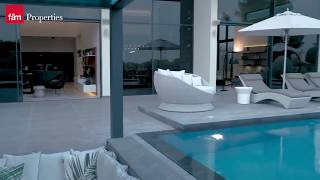 Ultra Luxury Dubai Villas - Hillside in Jumeirah Golf Estates