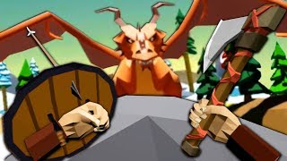 BECOMING A VIKING IN VR- Viking Days (VR)