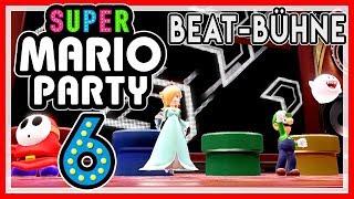 SUPER MARIO PARTY # 06 🎲 Rhythmus-Minigames auf der Beat-Bühne! [HD60] Let's Play Super Mario Party