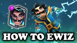 Clash Royale   How to Use and Counter Electro Wizard