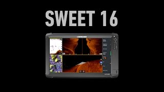 "Sweet 16 - The New 16"" Lowrance HDS Carbon"