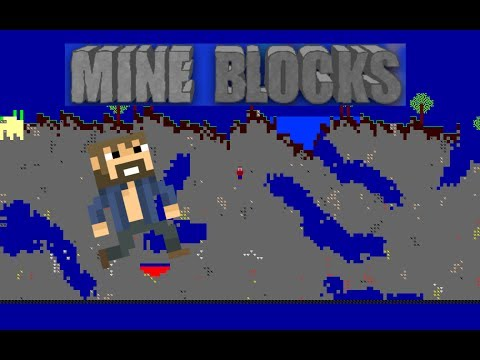 Mine Blocks: Minecraft em 2D