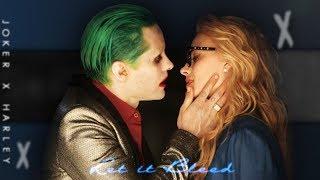 Joker x Harley Quinn | Suicide Squad | Let it Bleed