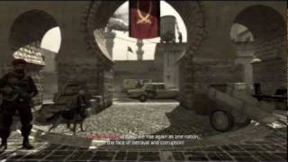 Call of Duty 4: Modern Warfare - Campaign - The Coup