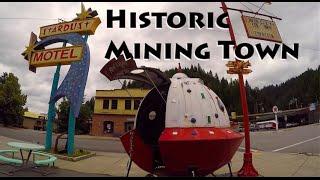 Historic Idaho/Montana Mining Towns ~ & UFO's?