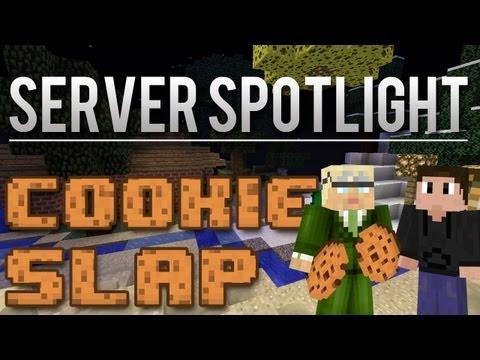 Minecraft Server Spotlight - Cookie Slap! (cookieslap.net)