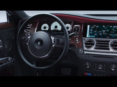 Rolls Royce Ghost II 2015 Interior In Detail HD Commercial CARJAM TV HD 2014 RR Ghost Series 2