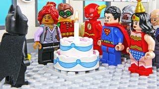 Lego Batman Birthday Party