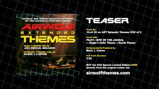 """AIRWOLF Extended Themes CD2 Track 14 Teaser - """"Eagle"""