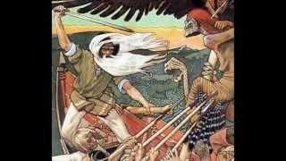 Reading From The Kalevala In Finnish
